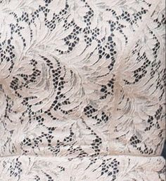 01.07.2016 The lace is by Sophie Hallette, a renowned French textile house