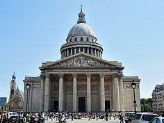 Panteón de París, Jacques Germain Soufflot
