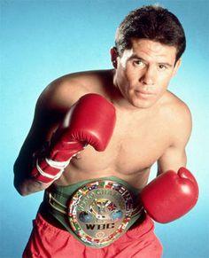 Julio Cesar Chavez  Boxing shirt Trinidad Puerto Rico Latin Boxers