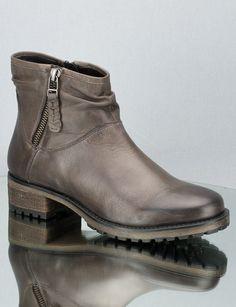 SPM 18006312-000 Dark Grey Stiefelette | Stiefel & Stiefeletten | Schuhe | Damen | Mode, Fashion & Outfits Online Shoppen ▷ZEITZEICHEN