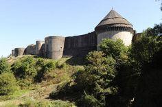 Le Château de Barbe bleue à Tiffauges   Conseil Général de Vendée