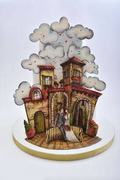 Wedding Cake Tutorial Cake Masters Magazine