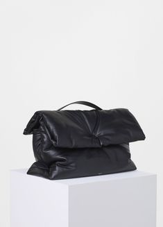 Pillow Cartable Large in Smooth Lambskin - Spring / Summer Runway 2016 | CÉLINE