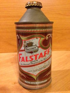 Falstaff Beer Falstaff Brewing Corporation St. Louis, MO 161-29