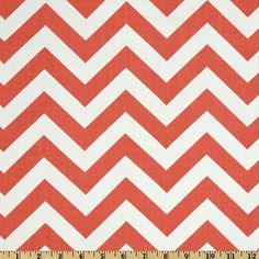 Coral chevron curtain panels 25 wide set of by gracielousgoodies
