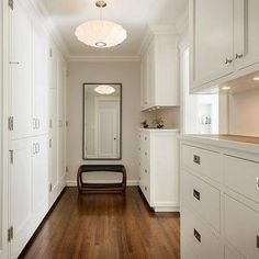 Built In Cabinets Closet