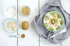 {Rezept} Süße Frühstücksideen - vegan, schnell & einfach - Bissen fürs Gewissen