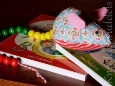 Zählmaus - Freebook von farbenmix Mini, Lunch Box, Home Decor, Sewing For Kids, Decoration Home, Room Decor, Interior Decorating