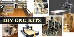Overview of DIY CNC mills