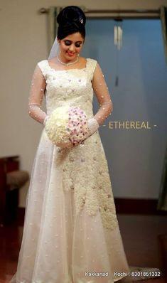 #etherealkochi #ethereal #weddings #weddinggown #weddinggowns #bridal #bridalgown #bridalgowns #bridalwear #whiteweddinggown #christian #christianweddinggowns #wedmegood #weddingsutra #howsthatwedding