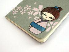 Kokeshi notebook
