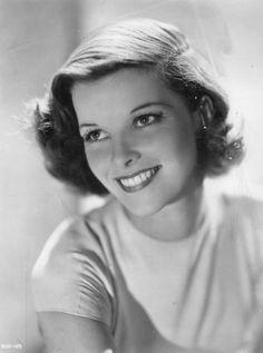 Katharine Hepburn (May 12, 1907 – June 29, 2003)