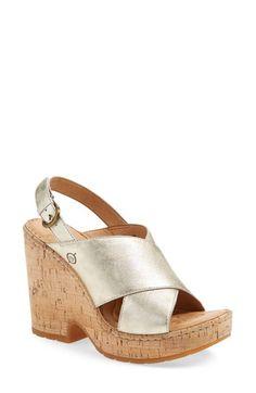 Børn 'Jenni' Demi-Wedge Sandal (Women) available at #Nordstrom