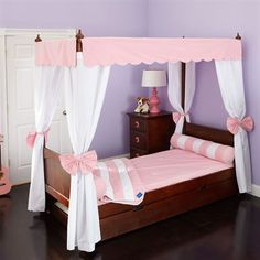 Maxtrix Kids Goldilocks-p Poster Panel Bed