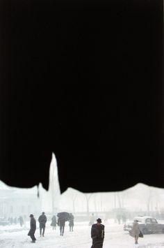 © Saul Leiter. 'Canopy' ca. 1957
