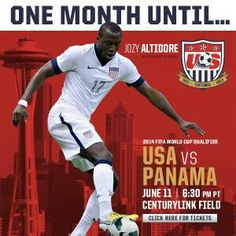 USA Men soccer! I was there!