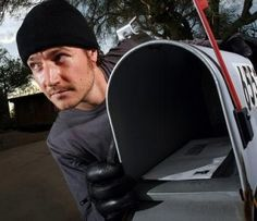 Safety in a small Mailbox