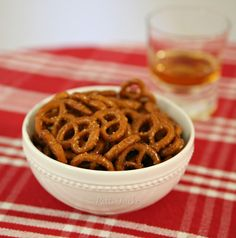 Pretzels no longer have to be boring with this zesty recipe!