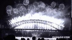 Sydney, Australia new years eve fireworks 2013