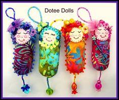 Dotee Dolls | Flickr - Photo Sharing!