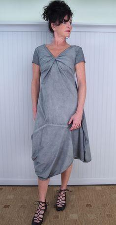 Rundholz Black Label Naples Dress with Gidigio Casablanca Lace-Up Shoe