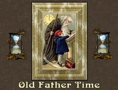 "Father Time has been a prevalent part of many cultures throughout the ages. He is known as Pakiž in some countries and is even referred to as the ""personification of time."""