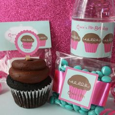 how to plan a cupcake party | cupcake party | Party Planning