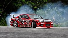 Drifting Cars Nissan Silvia Nissan S15