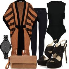 Tobacco #fashion #mode #look #outfit #style #stylaholic #sexy #dress #trend