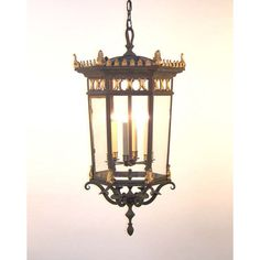 4083 Dell Hanging Lantern | Paul Ferrante