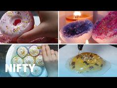 5 Luxurious DIY Bath Bombs - YouTube