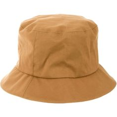 Pre-owned Burberry Bucket Hat ($95) ❤ liked on Polyvore featuring accessories, hats, neutrals, fishing hat, tan bucket hat, fisherman hat, burberry and bucket hat