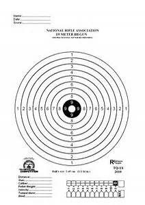Pistol Shooting Targets - Bing images