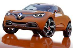 Renault Clio SUV Salon de Genève 2013