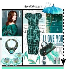 """Those April Showers"" by shape-shifter ❤ liked on Polyvore"