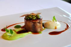 Lamb, Peas, and Mint - El Celler de Can Roca