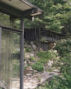 Artists Handmade Houses Russel Wright exterior