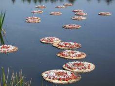 Land-art.nl  Natuurkunst - Dick Lubbersen