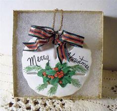 Best Painted Ornaments Images Christmas