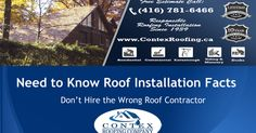 Presentation: Tips and Essential Questions in Hiring the Right Roofing Contractor. Click here to check it out!