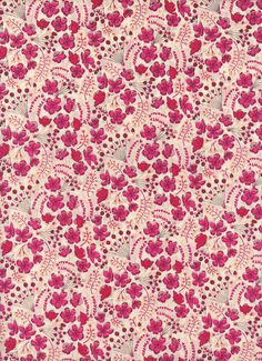 Liberty of London fabric tana lawn Sarahs Secret by MissElany, $4.10