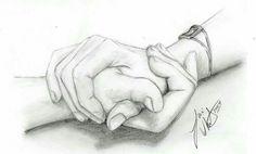 Necesitó que me den la mano y no la suelten, que la sostengan bien.