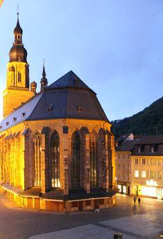 Church of the Holy Spirit ~ Heidelberg, Germany