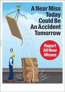 Near Miss Reporting