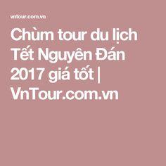 Chùm tour du lịch Tết Nguyên Đán 2017 giá tốt | VnTour.com.vn