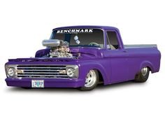 1961 Ford F100 - On The Next Level