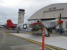 Red Tails P-51 Mustang