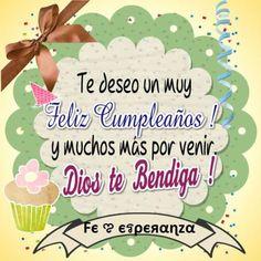 Unique Birthday Wishes, Happy Birthday Friend, Happy Birthday Quotes, Happy Birthday Greetings, Happy Birthday Cakes, Birthday Cards, Happy Birthday In Spanish, Happy Brithday, Good Day Quotes