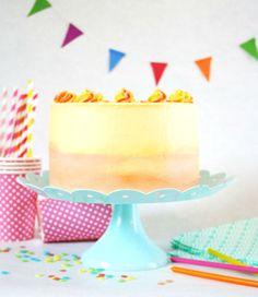 THE CUTEST BIRTHDAY CAKE