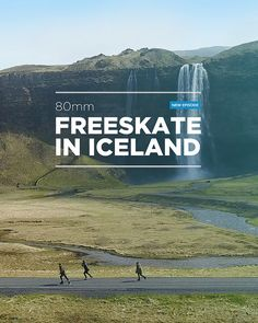 Rollerblade® presents 80 Millimetre – Freeskate in Iceland